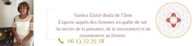 Samira ELATRE Sophrologue certifié –  Valenciennes